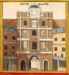The Newgate entrance to the City of London from an engraving by Wenceslaus Hollar Old London, London City, Morden Family, Will And Testament, The Great Fire, Gate House, National Archives, London Photos, River Thames