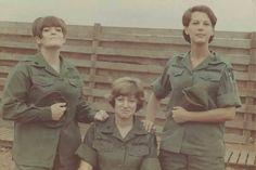 Vietnam nurses. #VietnamMemories
