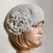 Bewitching Beatrice Beret - via @Craftsy