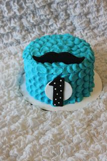 12 sheet mustache cake and 5 mustache smash cake Cakes I made
