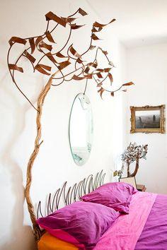 #cabecero,  #Arte, #metal, #muebles #diseño #artesano. #headboard, #Art, #furniture #craftsman #design