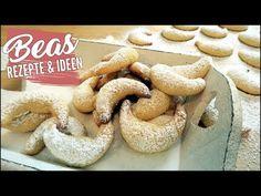 Vanillekipferl Rezept | Kipferl formen | Weihnachtsbäckerei Rezepte - Backen - YouTube