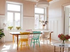 Thanks for visiting our Scandinavian dining rooms photo gallery where you can search lots of dining room design ideas. This is our main Scandinavian dining room design gallery where you can browse … Dining Room Design, Wainscoting Panels, Room Design, Home, Wainscoting Styles, Dining Room Wainscoting, Wainscoting, Scandinavian Dining Room, Home Decor