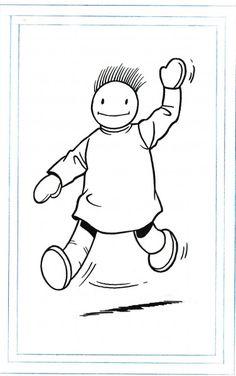 Afbeeldingsresultaat Voor Kleurplaat Jommeke Stripfiguren