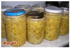 Kiprobalt receptek - Befőzések