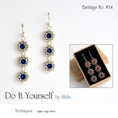 Step by step INSTANT download Pdf beading PATTERN 40