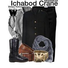 Inspired by Tom Mison as Ichabod Crane on Sleepy Hollow.