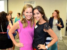 Young professionals celebrate decade of Dress for Success
