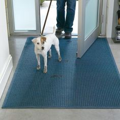 Waterhog Custom Runner, 3-Foot Wide  Waterhog rugs stop dirt at the door and protect your floor!