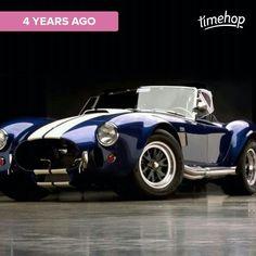 My dream car - blue AC Cobra! Ford Shelby Cobra, Ac Cobra, Shelby Gt 500, Shelby Car, King Cobra, Luxury Sports Cars, Cool Sports Cars, Sport Cars, Bugatti