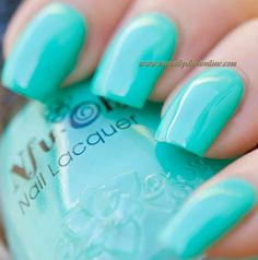 Nfu Oh - MOR11. Love that color would look cool underwater in a pool