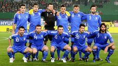 Greece National Football Team