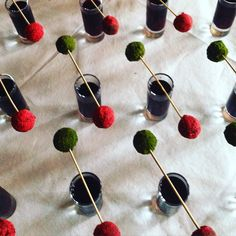"""""""Justitia"""" - an edible snack about justice served for a group of #lawyers"""