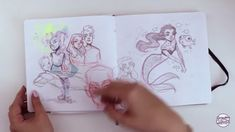Cute Characters, Cartoon Characters, Kawaii Sweater, Art Hoe, Sketchbook Ideas, Cartoon Art Styles, Character Drawing, Character Design Inspiration, Drawing Ideas