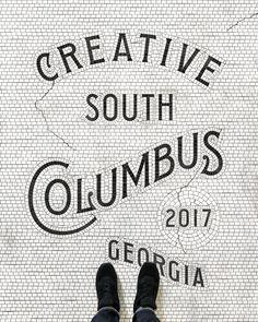 Columbus ga mosaic large