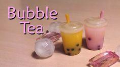 Easy Polymer Clay Tutorial; Bubble / Boba Tea Charm