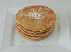 Zdravé lívance z ovesných vloček Griddle Cakes, Pancakes, Food And Drink, Yummy Food, Sweets, Healthy Recipes, Healthy Food, Snacks, Homemade