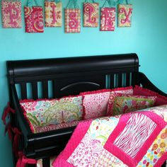 Love the wall color...maybe for WRG's room?!
