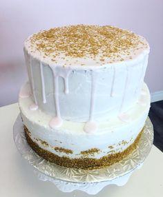#NakedCake Birthday Cake #DvasCakes #Cambridge