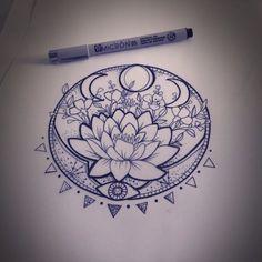Tattoo Designs Mandala Tatoo Ideas For 2019 Neue Tattoos, Body Art Tattoos, Sleeve Tattoos, Tattoo Neck, Tattoo Hip, Small Tattoo, Tree Of Life Tattoos, Female Forearm Tattoo, Female Tattoo Sleeve