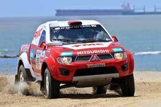 Mitsubishi Triton no Rally dos Sertões 2012 | FarolCom