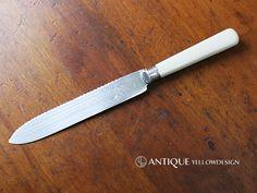 Cutlery 英国アンティークシルバーめっきナイフカトラリー5008 インテリア 雑貨 家具 Antique ¥4000yen 〆06月14日
