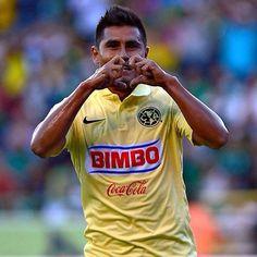 Osvaldo Martínez anota 2 goles en el apertura del torneo 2014! Y más Águilas del América vencen al León 2-1 en visita al estadio del León!