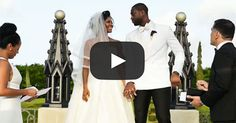 Brides: Gabrielle Union and Dwyane Wade Turned Their Wedding Video into a Rom-Com Movie Trailer