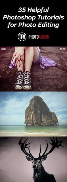 35 Helpful Photoshop Post Processing and Photo Editing Tutorials