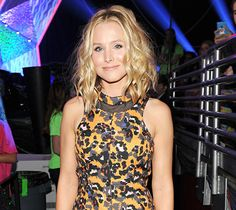 2014 CMT Video Music Awards - Kristen Bell hosted the 2014 CMT Music Awards ceremony