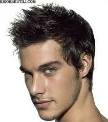 male gelled hairstyle - Google Search