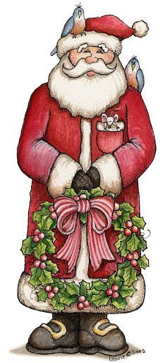 Laurie Furnell - Santa, pets and gifts Christmas Rock, Father Christmas, Winter Christmas, Vintage Christmas, Christmas Crafts, Christmas Graphics, Christmas Clipart, Christmas Printables, Christmas Pictures