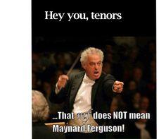 De 54 Beste Bildene For The Choir Conductor Choir Humor Choir