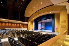 Breene Center for the Performing Arts, St. Ignatius High School, Cleveland, Ohio - Westlake Reed Leskosky