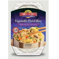 TASTE OF INDIA RICE MICRO VEG FRIED, 8.8 OZ Find out more about the great product at the image link.