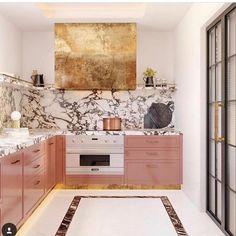 20 Unique Remodel Kitchen Design Ideas For Upgrade This Fall Home Interior, Interior Design Kitchen, Interior Decorating, Decorating Ideas, Decorating Kitchen, Decorating Websites, Kitchen Designs, Modern Interior, Classic Kitchen