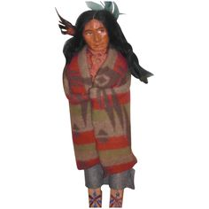 Native American Dolls, Native American Indians, The Ca, Leather Moccasins, Vintage Dolls, Wigs, Two By Two, Portrait, The Originals