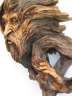 Woodcarving from a piece of driftwood that I gathered from the southern Oregon coast.