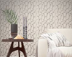 Branches pattern decorative wall stencil. #wallstencil #wallstencils #diystencil #stencilforwalls #wall #stencil #stencils #diy #homedecor #home #decor #walldecor #wall #decor #homedecorideas #decorideas #decor #ideas #stencilslab