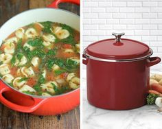 Stockpot | Discount Kitchenware Items | Under $50 Gift Ideas For People Who Love To Cook | https://homemaderecipes.com/discount-kitchenware-gift-ideas/