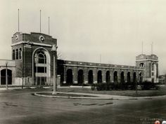 St. Louis Public High Stadium.  A public school facility which operated in the area for many years was the Public Schools Stadium on Kingshighway north of St. Louis Avenue. It fulfilled a long felt need for a centralized location for high school athletics and was dedicated in 1928.