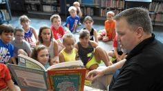 Librarian Spotlight: Todd Burleson of Winnetka, IL by Caleb Gotthardt School Librarian, Art Activities For Kids, Willy Wonka, Chicago Tribune, Year 2016, Web Browser, Bookstores, Libraries, Caleb