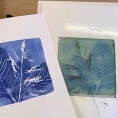 Gel print with a white silhouette – step 5 Gelli Plate Printing, Stamp Printing, Kunstjournal Inspiration, Art Journal Inspiration, Collagraph, Cyanotype, Linocut Prints, Art Prints, Gelli Arts