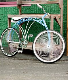 Amazing Cool Bicycles - Fas Custom Bicycles with weirdo frames