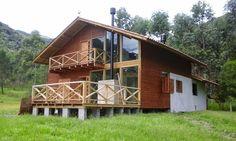 Fotos - Casas pre-fabricadas de madeira, casas pre fabricadas itapema, casas pre…