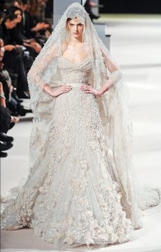 from the ellie saab haute couture 2011 collection