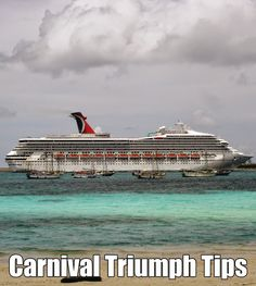 Energize Your Cruise with Carnival Triumph Tips that Get the Fun Started