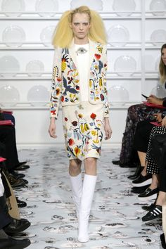 The Best Runway Looks From Haute Couture Spring 2016 - Haute Couture Week Spring 2016 Shiaparelli