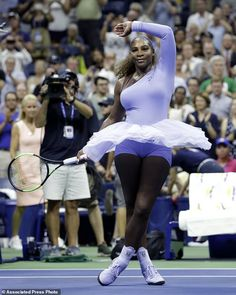 Venus and Serena Williams will meet in the third round of the US open Friday after Serena beat out Carina Witthoeft of Germany and Venus eliminated Camila Giorgi of Italy Wednesday. Serena Williams Photos, Serena Williams Tennis, Venus And Serena Williams, Camila Giorgi, Tennis Players Female, Tennis Clothes, Ballet, Beautiful Black Women, Black Girl Magic