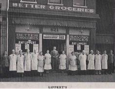 Lippert's Grocery, Newport, Kentucky